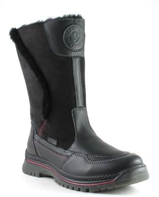 Santana Canada Seraphine Leather Genuine Shearing Waterproof Boot