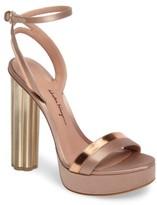 Salvatore Ferragamo Women's Ankle Strap Platform Sandal