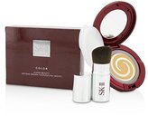 SK-II SK II Color Beauty Artisan Brush Foundation SPF 30 With Brush (Moist) - 2pcs