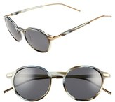 Loewe Women's 'Venice' 49Mm Sunglasses - Black