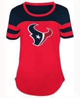 5th & Ocean Women's Houston Texans Limited Edition Rhinestone T-Shirt