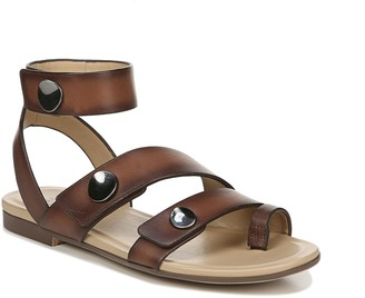 Naturalizer Leather Ankle-Strap Sandals - Tassy