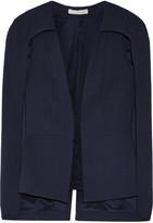 Alexis Lenore wool cape