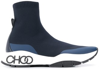 Jimmy Choo Raine Sock M high-top sneakers