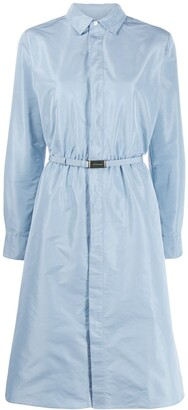Ralph Lauren Collection Belted Shirt Dress
