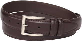 Florsheim Men's Big-Tall Smooth Leather Belt 32MM