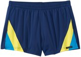 Sauvage Retro Colorblock Swim Shorts 8128926