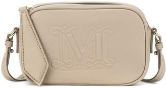 Max Mara Elsa Small leather crossbody bag