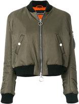 Ermanno Scervino classic bomber jacket