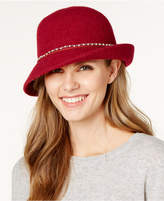INC International Concepts Packable Imitation-Pearl Cloche, Created for Macy's