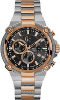 Gc Y24002g2 Cableforce Stainless Steel Chronograph Watch