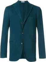 Boglioli chest pocket blazer - men - Cotton - 48