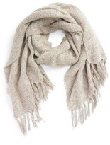David & Young Women's Boucle Scarf