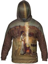 "Yizzam- John William Waterhouse - ""Magic C..."" Allover Print - Mens Hoodie 2018"