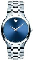 Movado Men's Collection Swiss Movement Stainless-Steel Dial Watch 0606369