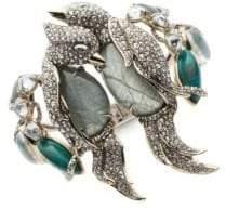 Alexis Bittar Love Bird Hinge Bracelet