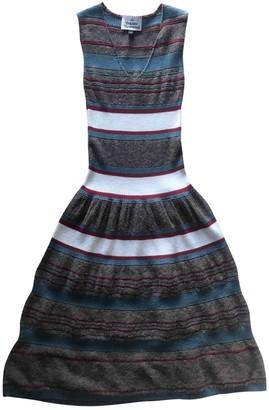 Vivienne Westwood Multicolour Wool Dresses