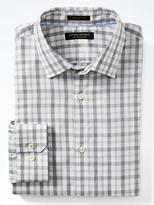 Banana Republic Grant-Fit Supima® Cotton Tri-Gingham Shirt