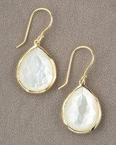 Medium Mother-of-Pearl Teardrop Earrings