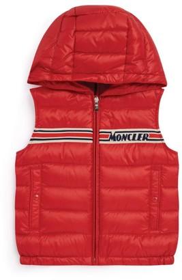 Moncler Kids Bargy Gilet (8-10 Years)