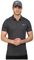Nike Momentum Fly Dri Fit Wool Stripe Polo - Light