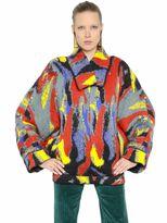 J.W.Anderson Wool Jacquard Kimono Style Sweater
