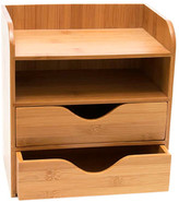 Lipper Bamboo 4 Tier Desk Organizer