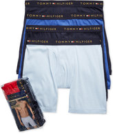 Tommy Hilfiger Men's 3+1 Bonus Pk. Cotton Classics Boxer Briefs