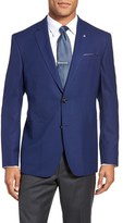 Ted Baker Men's Trenton Trim Fit Wool Blazer