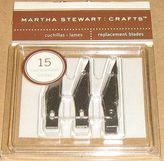 Martha Stewart Knife Blade Refill 15/pkg M281021