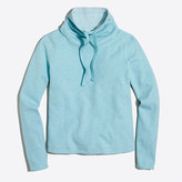 J.Crew Factory Reversible tunnelneck pullover sweatshirt