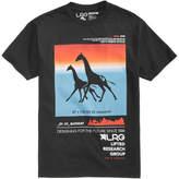 Lrg Men's Runners Graphic T-Shirt