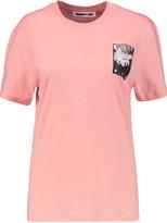 McQ by Alexander McQueen Printed cotton-jersey T-shirt