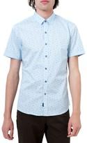 7 Diamonds Men's Soul Dreamer Woven Shirt