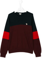 Paul Smith Teen striped jumper