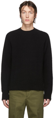 Acne Studios Black Peele Sweater