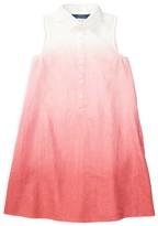Ralph Lauren Girls' Dip Dye Dress - Big Kid