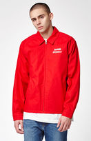 Diamond Supply Co. Speedway Zip Jacket