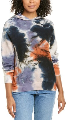 Monrow Tie-Dye Relaxed Pullover