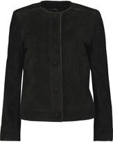 Helmut Lang Suede jacket