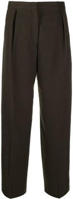 Jil Sander Loose-Fit Wool Trousers
