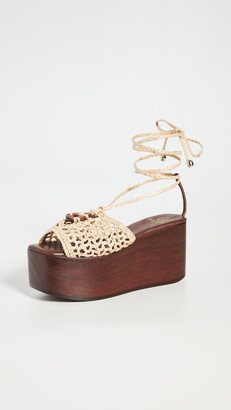 Brother Vellies Abbi Flatform Sandals