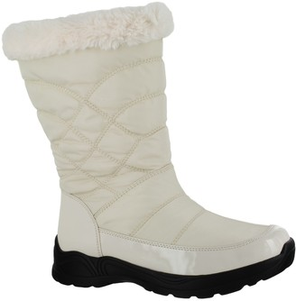 Easy Street Shoes Easy Dry by Waterproof Weather Boots - Cuddle