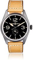 Bell & Ross Men's BR 123 Heritage Watch-BLACK