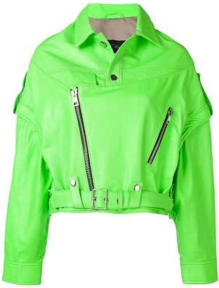 Manokhi vintage style oversized jacket