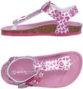 Agatha Ruiz De La Prada Toe strap sandals - Item 11217703