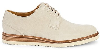 Sperry Cheshire Suede Leather Derby Shoes