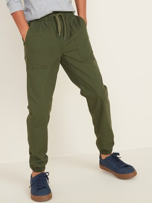Old Navy Built-In Flex Ripstop Utility Joggers for Boys