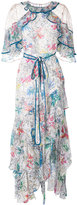 Peter Pilotto printed dress - women - Silk/Polyester - 8