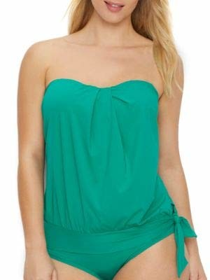 CoCo Reef Women's Grace Bra Sized Tankini with Molded Cups and Wide Adjustable Removable Straps